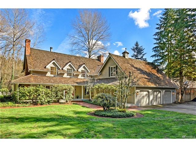 Whether buying or selling a home in Bridle Trails, call the Kirkland Home Team at 206-445-8034