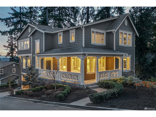 Whether buying or selling a home in the Enclave at Surfmere, call the Kirkland Home Team at 206-445-8034